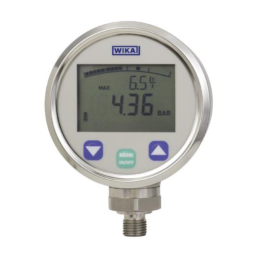 Wika DG-10 Digital Pressure Gauge