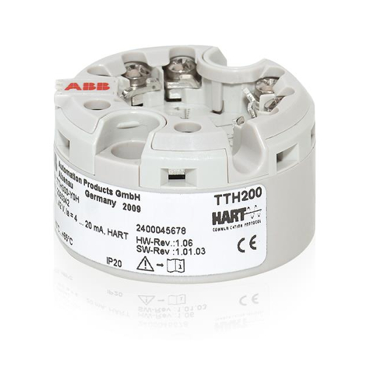 ABB TTH200 Head-Mount Temperature Transmitter