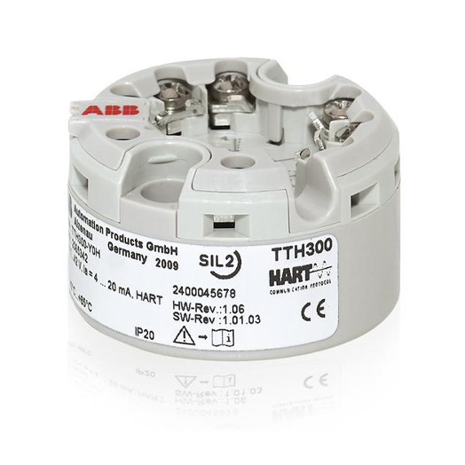 ABB TTH300 Head-Mount Temperature Transmitter