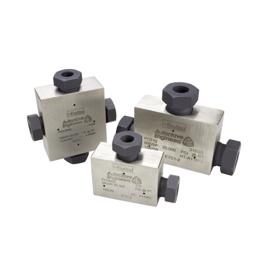 Parker FCC Series Compression Fittings