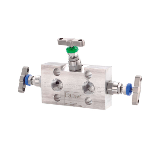 Parker H Series 2, 3 and 5 Valve Manifolds