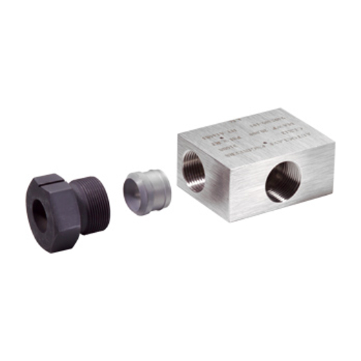 Parker QS Series Compression Fittings
