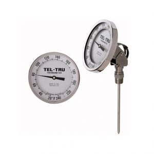 TelTru AA575R Adjustable Angle Thermometer