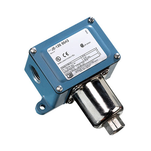 UE J6 Series Pressure Switches