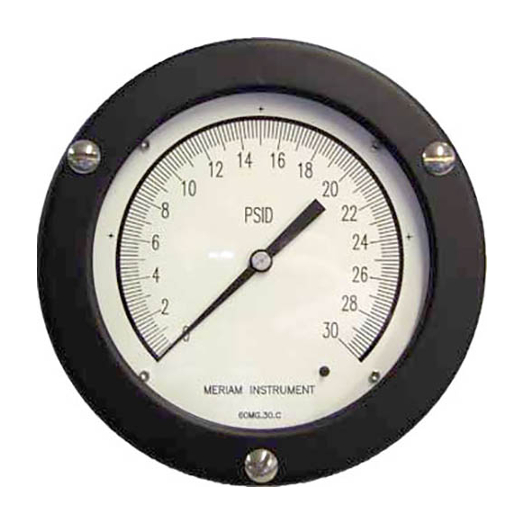 Meriam-1126 Differential Pressure Gauge